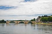 Allen Sheffield - Bridge at Avignon
