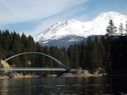 Gary Rathjen - Bridge at Mt. Shasta