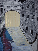 Black History Paintings - Bridge of Sighs by Dean Stephens