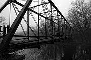 Off The Beaten Path Photography - Andrew Alexander Metal Prints - Bridge Metal Print by Off The Beaten Path Photography - Andrew Alexander