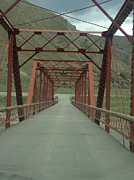 Shawn Hughes - Bridge Over Snake River