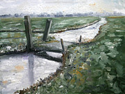 Nancy Van den Boom - Bridge over The Deie 