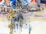Watch Mixed Media - Bridge to Nowhere by Jim Bray