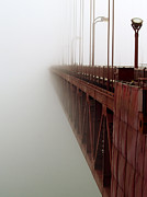 Fog Art - Bridge to Obscurity by Bill Gallagher