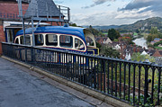 Ann Garrett - Bridgnorth Cliff Railway...