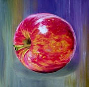Bright Apple Print by Graciela Castro