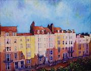 Brighton Beach Print by Herschel Pollard