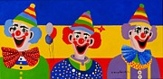 Sandra Sengstock-Miller - Bring in the Clowns