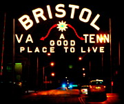 Small Towns Photos - Bristol by Karen Wiles