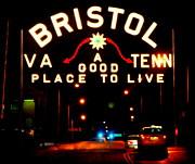 Bristol Print by Karen Wiles