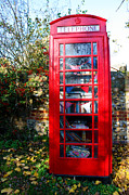 Terri  Waters - Britains Telephone Box...