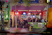 Horizontal - British Pub by Chuck Staley