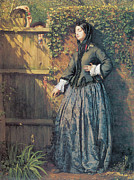 Betrayal Prints - Broken Vows Print by Philip Hermogenes Calderon