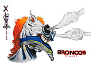Angela Hannah - Broncos in Super Bowl...