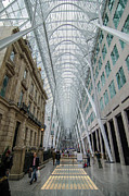 Hall Of Fame Framed Prints - Brookfield Place 1149 Framed Print by Guy Whiteley