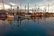 Sandra Bronstein - Brookings Harbor Morning