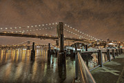 Boris Blyumberg - Brooklyn Bridge Art