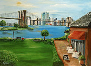 Dyanne Parker - Brooklyn Bridge