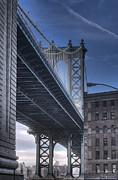 Engineering Originals - Brooklyn Bridge by James McDowell