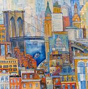 Mikhail Zarovny - Brooklyn bridge