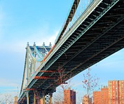 Brooklynbridge Prints - Brooklyn Bridge Park Print by Keith  Harden