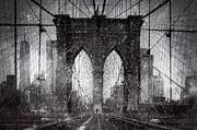 Chris Lord - Brooklyn Bridge Snow Day