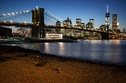 Daniel Portalatin Photography - Brooklyn Bridge View