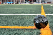 Turf Art - Brooklyn Soccer  by JC Findley