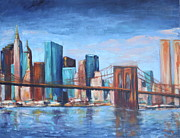 Joan Wulff - Brookyln Bridge