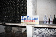 Bier Framed Prints - Brouwerij Liefmans-cellar 7 Framed Print by Charles Cook