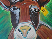 Jeannette Brown - Brown Cow #14