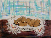 Mary Carol Williams - Brown Eggs in a Basket