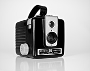 127 Prints - Brownie Hawkeye Print by Mark Miller