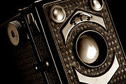 Viewfinder Photos - Brownie by Olivier Le Queinec