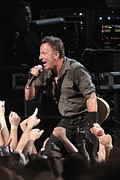 Bruce Springsteen Art - Bruce Springsteen by Front Row  Photographs