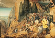 Conversion Prints - Bruegel Pieter Il Vecchio, The Print by Everett