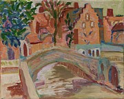 Mary LaFever - Bruges Bridge
