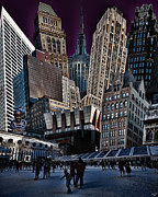 Chris Lord - Bryant Park Collage