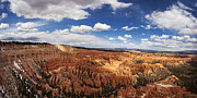 Canyon Prints - Bryce Canyon Amphitheatre Print by Andrew Soundarajan