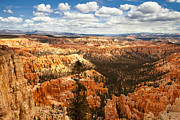 Canyon Prints - Bryce Canyon Print by Andrew Soundarajan