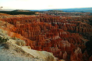 Southern Utah Prints - Bryce Canyon In The Afternoon Print by Jeff  Swan