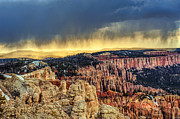 Paul W Sharpe Aka Wizard of Wonders - Bryce Canyon Rain Storm