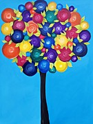 Tracie Davis - Bubble Berry Tree
