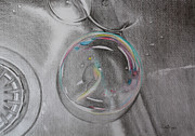 Carol De Bruyn - Bubbles in the Sink