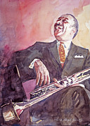 David Lloyd Glover - Buck Clayton Jazz Horn