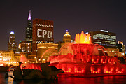 Daniel Woodrum - Buckingham Fountain...