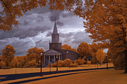 Lewisburg Prints - Bucknell 1 Print by Mike Kurec