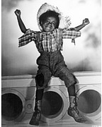 Huckleberry Posters - Buckwheat Huck Finn Poster by Buckwheat