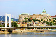 Hungary Travel Photos - Budapest Cityscape by Artur Bogacki