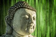 Hannes Cmarits - Buddha - bamboo
